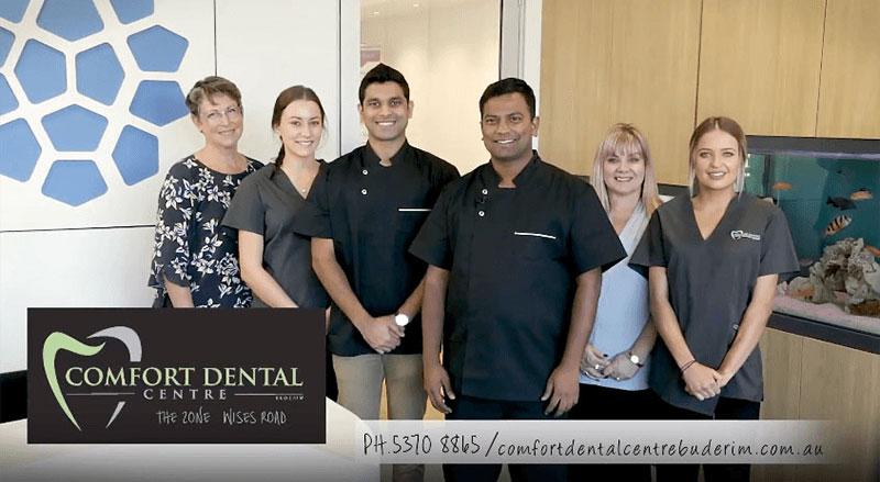 Local Buderim Dentist's team