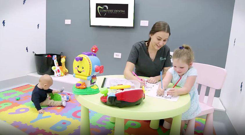 Children Dentist in Buderim