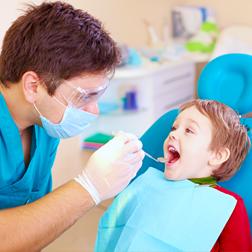 Children's Dental Emergency Service in Buderim