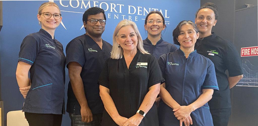 Buderim Dentist team
